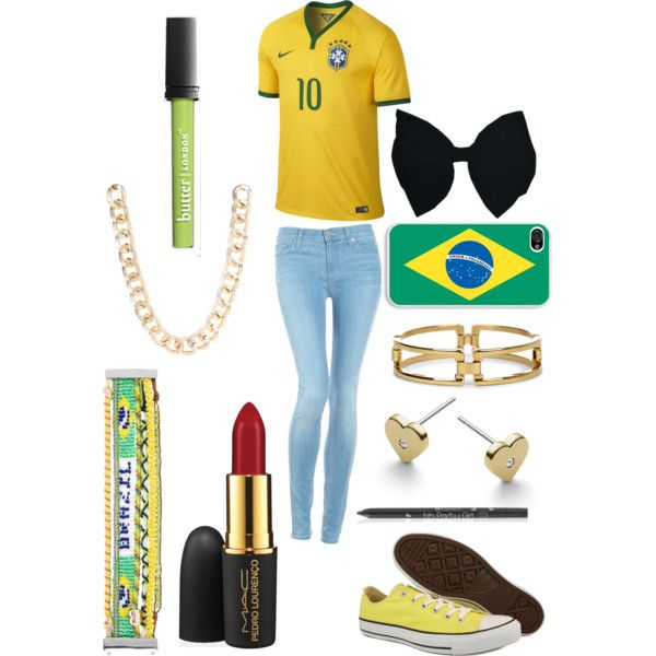Brazil Outfit