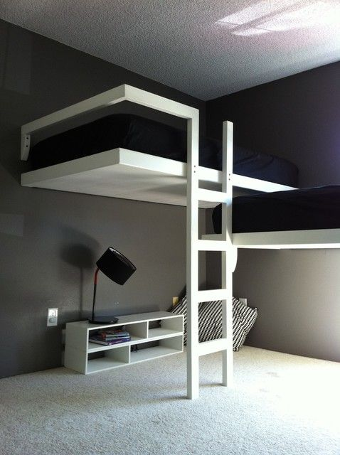 adult bunk beds - loooove.
