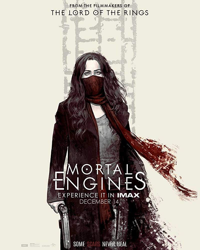 Mortal Engines 2018 Peliculas Completas Poster De Peliculas Peliculas