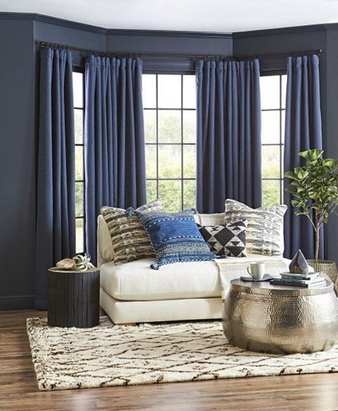 Candice Olsen Hgtv Living Room She Is My Favorite Designer Love The Curtain Idea To Divide The R Best Living Room Design Elegant Living Room Cozy Living Rooms