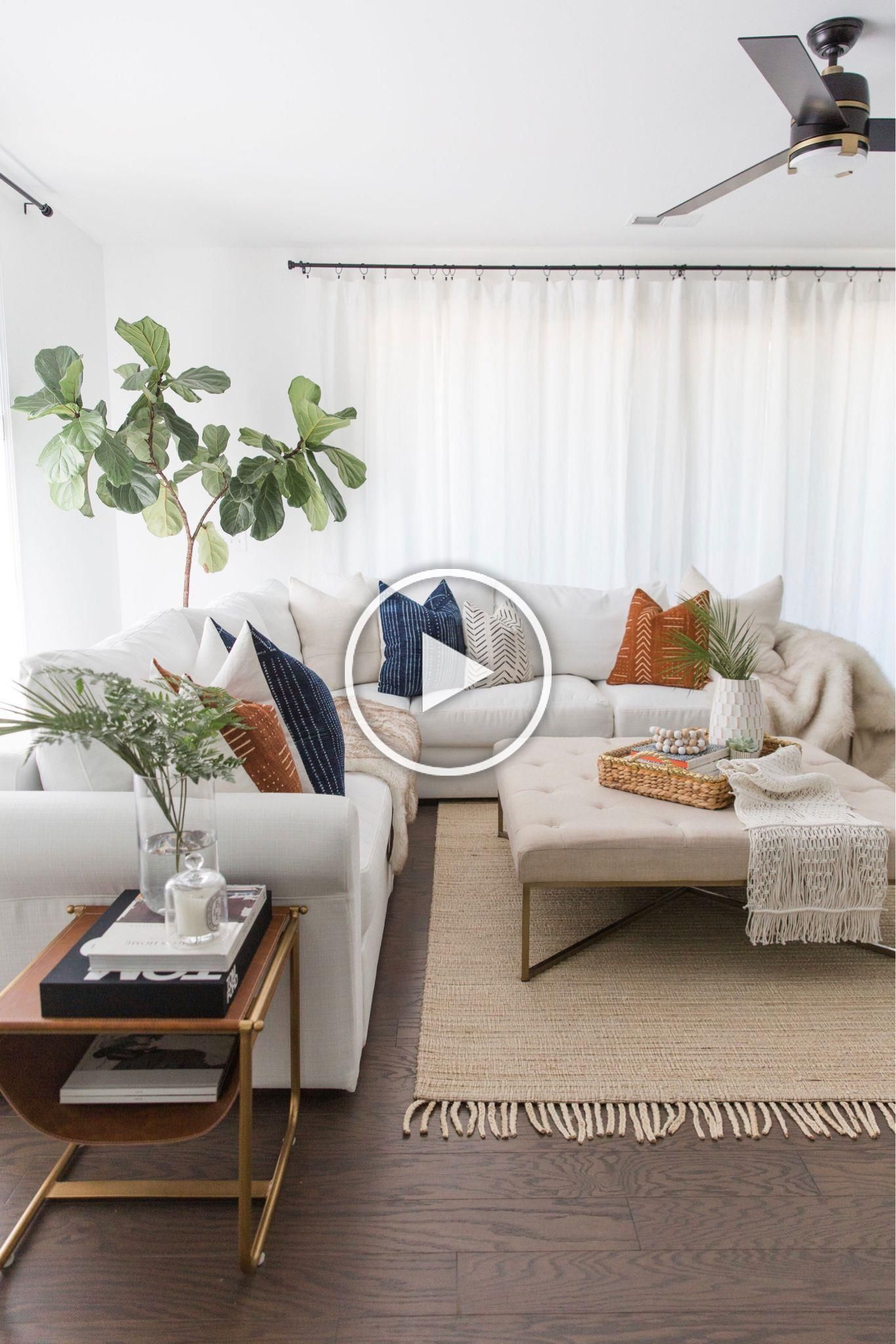 click the photo to instantly shop the living room details