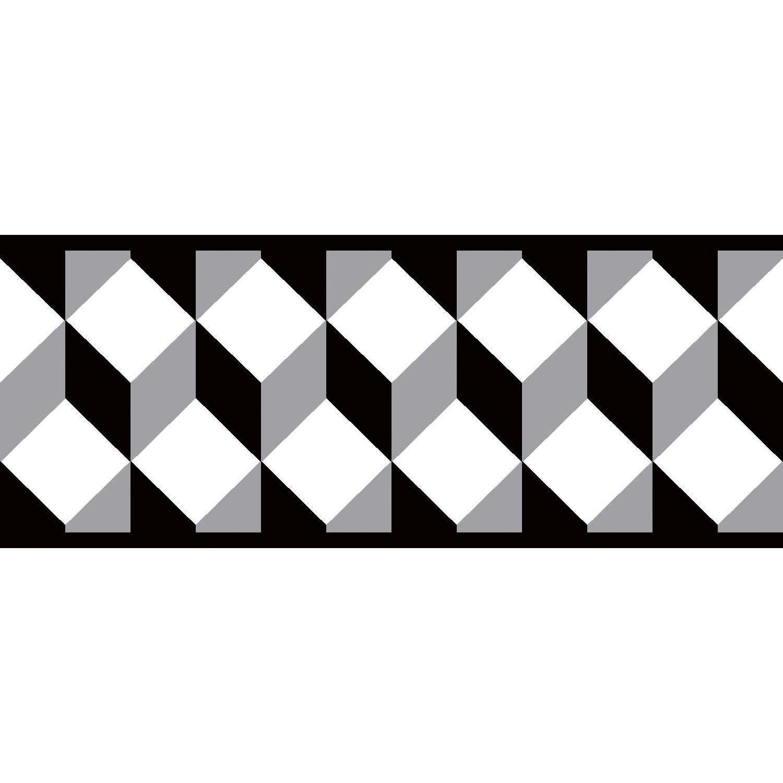 Border Portfolio Ii Escher 15 X 6 Geometric Border Wallpaper Wallpaper Border Prepasted Wallpaper York Wallpaper