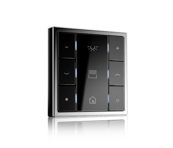 knx ls 990 tastsensor f50 von jung architonic schalter pinterest schalter lichtschalter. Black Bedroom Furniture Sets. Home Design Ideas