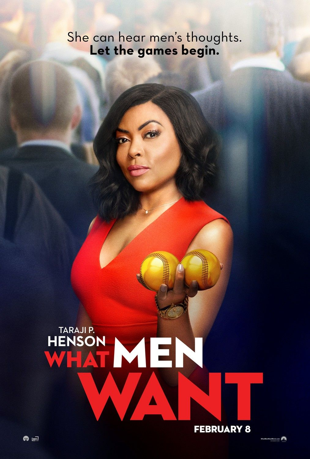 What Men Want | Movies in 2019 | Full movies download, Wanted movie