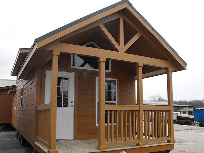Roxton Park Model Home
