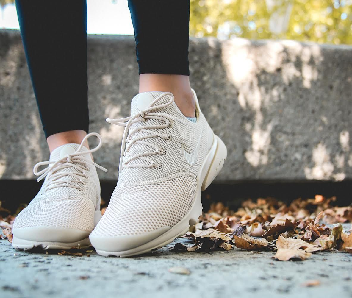 best sneakers 9747b 54361 Nike Presto Fly 'Oatmeal' | Women's Footwear in 2019 | Nike ...