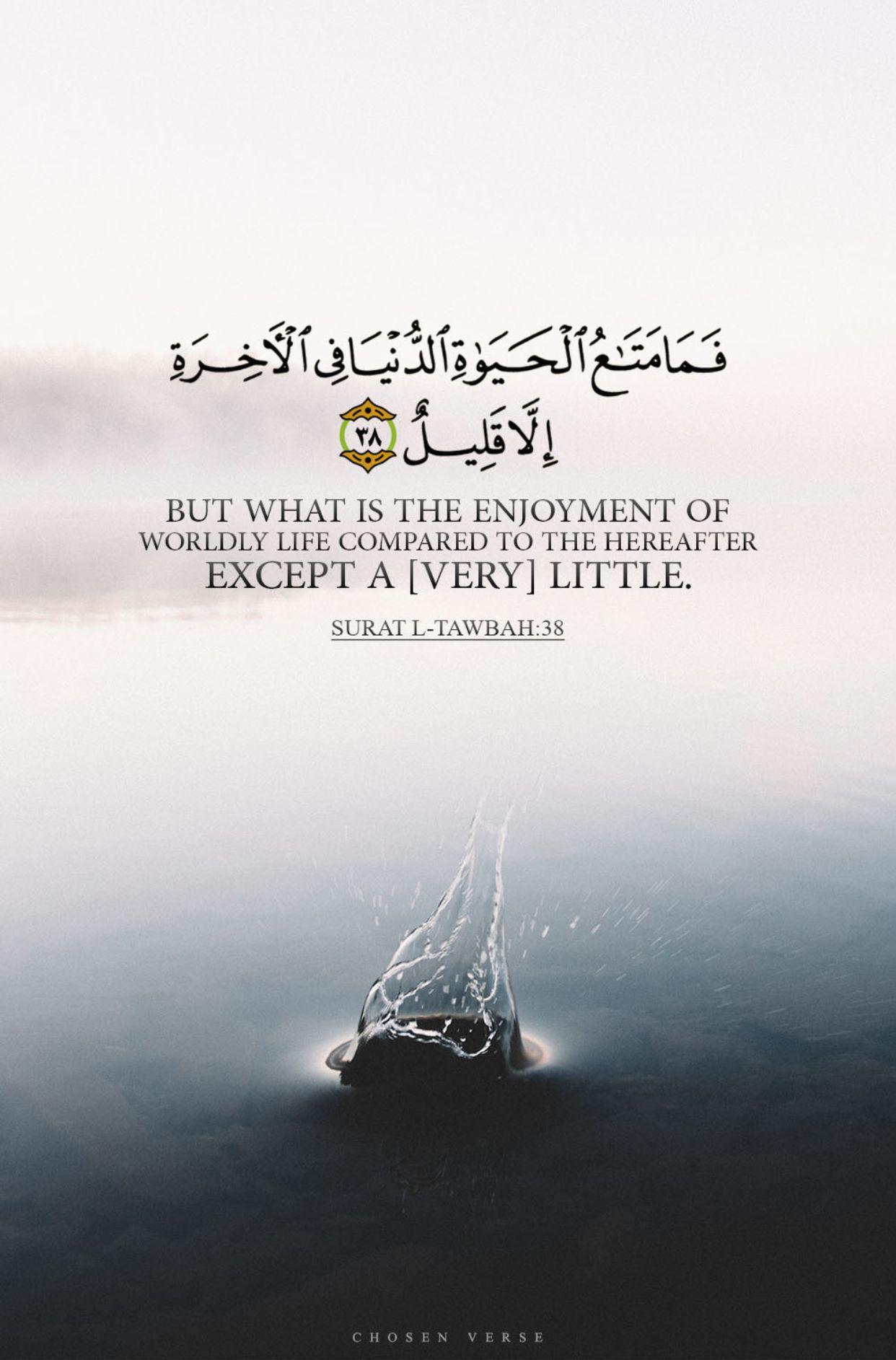 Pin by تدبروا القرآن الكريم on Quran Verses & Islamic Quotes