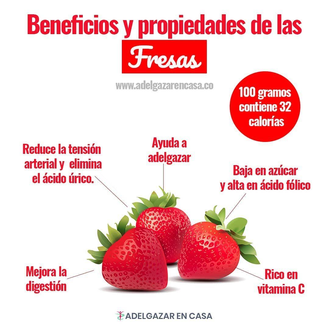 Adelgaza 5 Kilos Comiendo Gelatina Adelgazar En Casa Food Strawberry Fruit