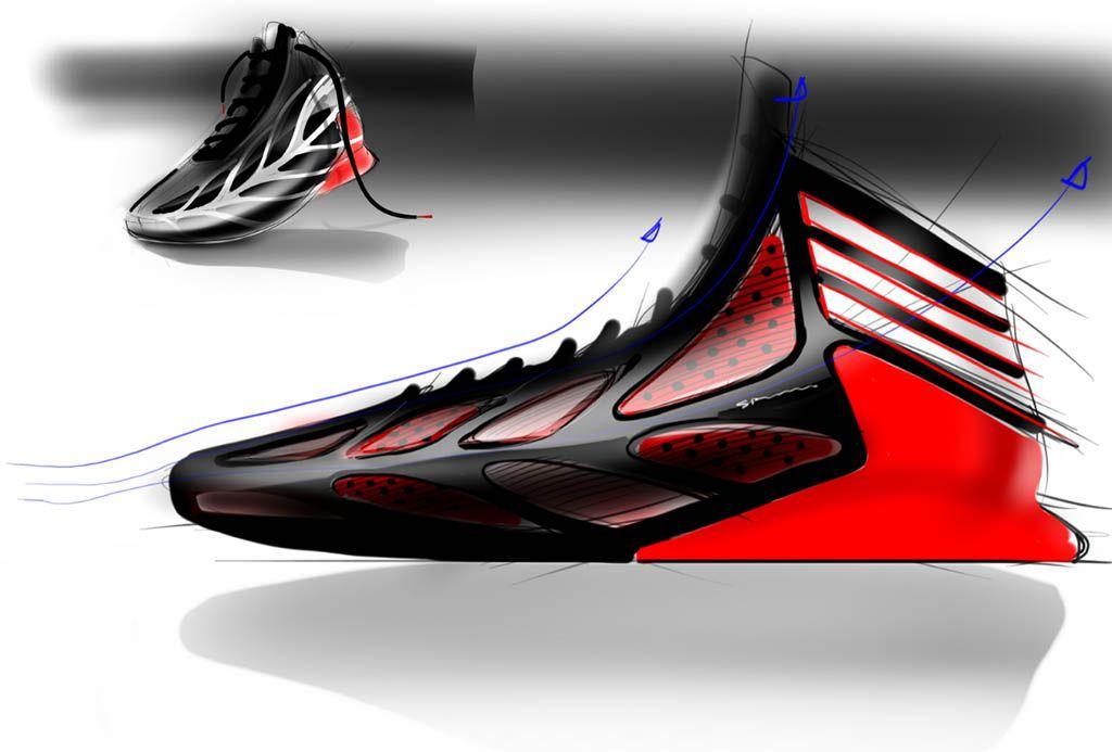 reputable site fe73c 8a2a9 adidas adiZero Crazy Light 2 Sketch (10)