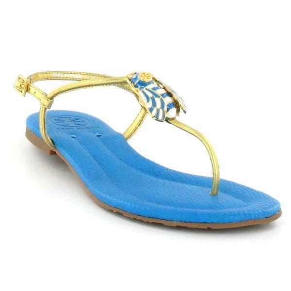 TORY BURCH Falyn - Bumblebee Sandal Footwear