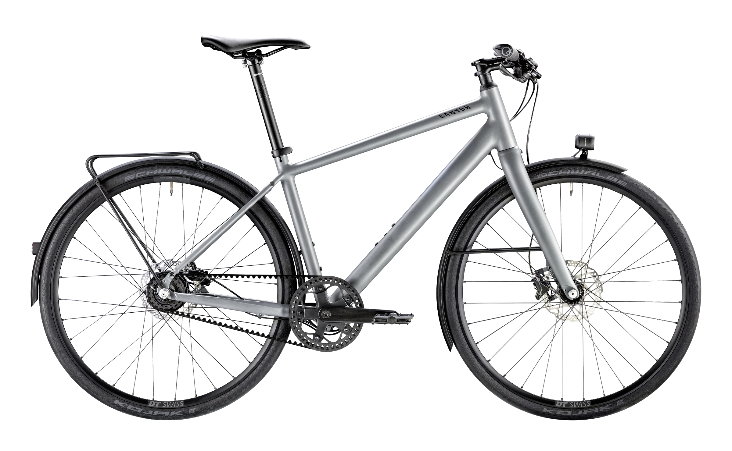 Canyon commuter urban bikes with a perfect design