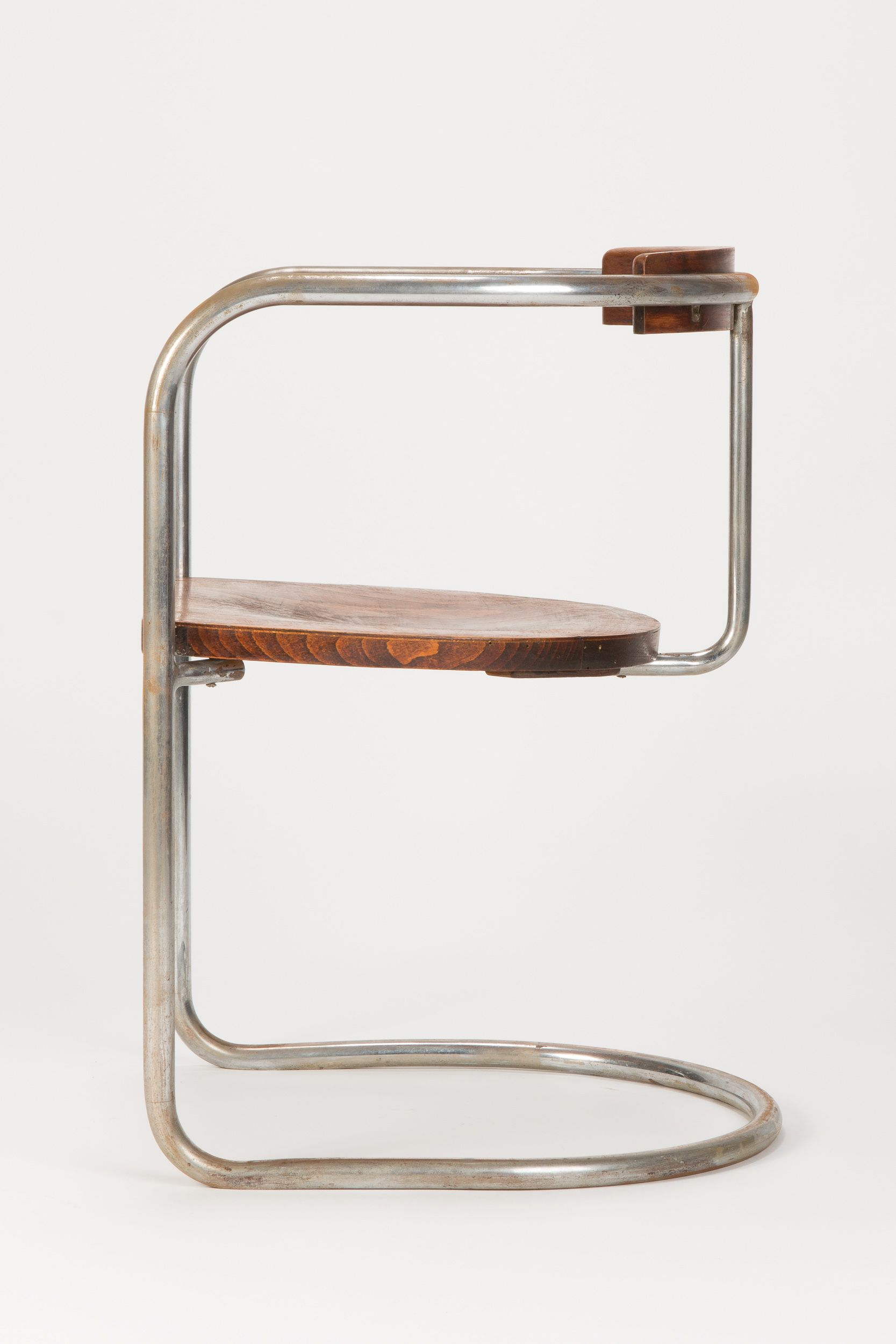 Bauhaus Steel Tube Cantilever Chair 30s Seatings