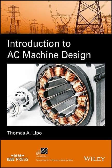 The only book on the market that emphasizes machine design beyond the basic principles of AC and DC machine behavior AC electrical machine design is a key skill set for developing competitive electric motors and generators for applications in industry, aerospace, and defense. This book presents a thorough treatment of AC machine design, starting from basic electromagnetic principles and continuing through the various design aspects of an induction machine. Introduction to AC Machine Design inclu