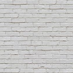 Seamless White Brick Wall Texture Maps Brick Texture White Brick Walls White Brick