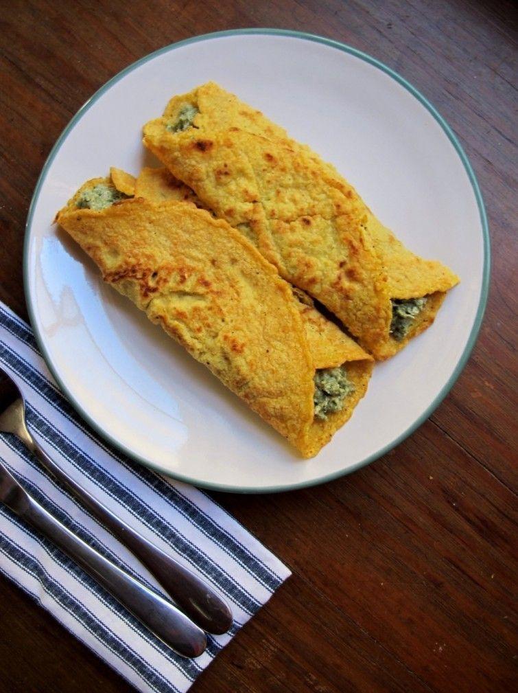 recetas con harina de garbanzos saludables