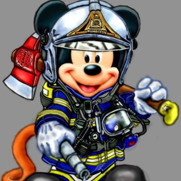 Miky bombero