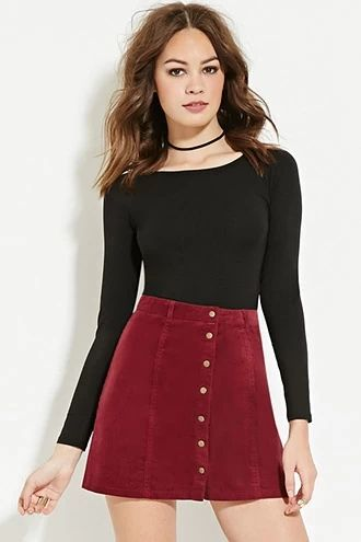Stretch Knit Top Forever 21 Thelatest Forever 21 The Latest