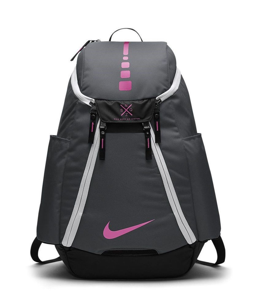 Nike HOOPS ELITE MAX AIR TEAM 2.0 Basketball Backpack Kay Yow BA5259-061   Nike  Backpack c0dcdb893ffaf