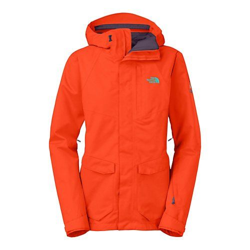 The North Face Nfz Insulated Womens Insulated Ski Jacket Medium Spicy Orange The North Face Http Www Amazon Insulated Ski Jacket Ski Jacket Women Ski Jacket