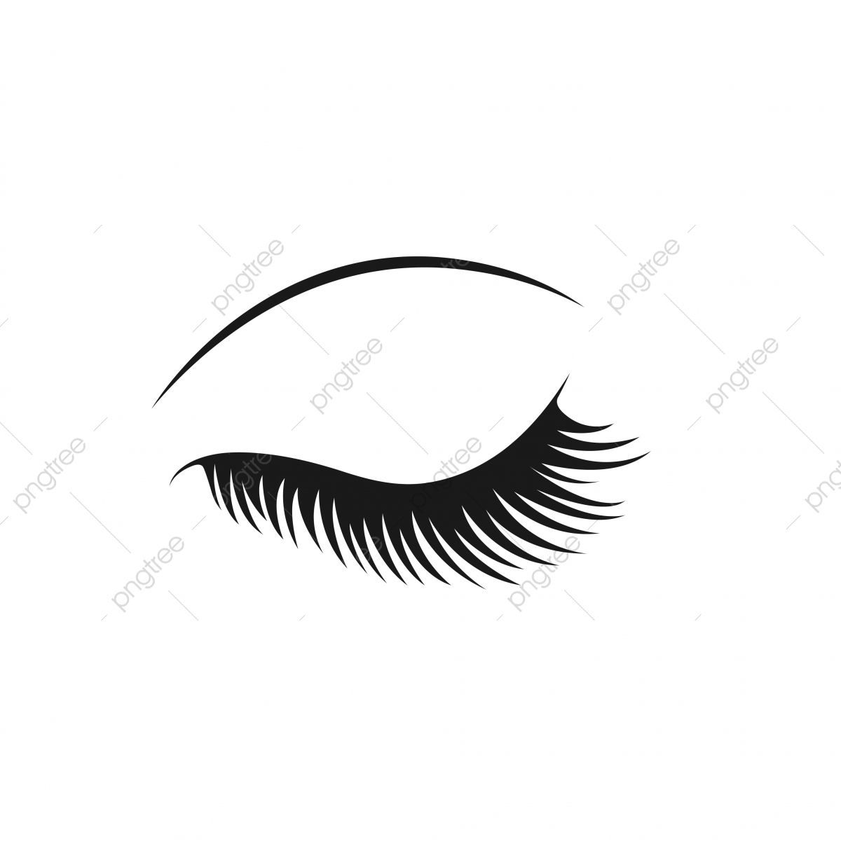 Eyelashes Logo Icon Design Template Vector Eyes Clipart Logo Icons Template Icons Png And Vector With Transparent Background For Free Download Eyelash Logo Icon Design Logo Icons