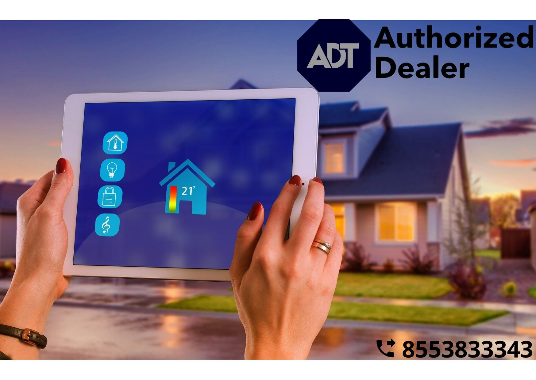 Protect Your Home With My Adt Home Security Systems Home Security Companies Home Automation System Home Security Systems