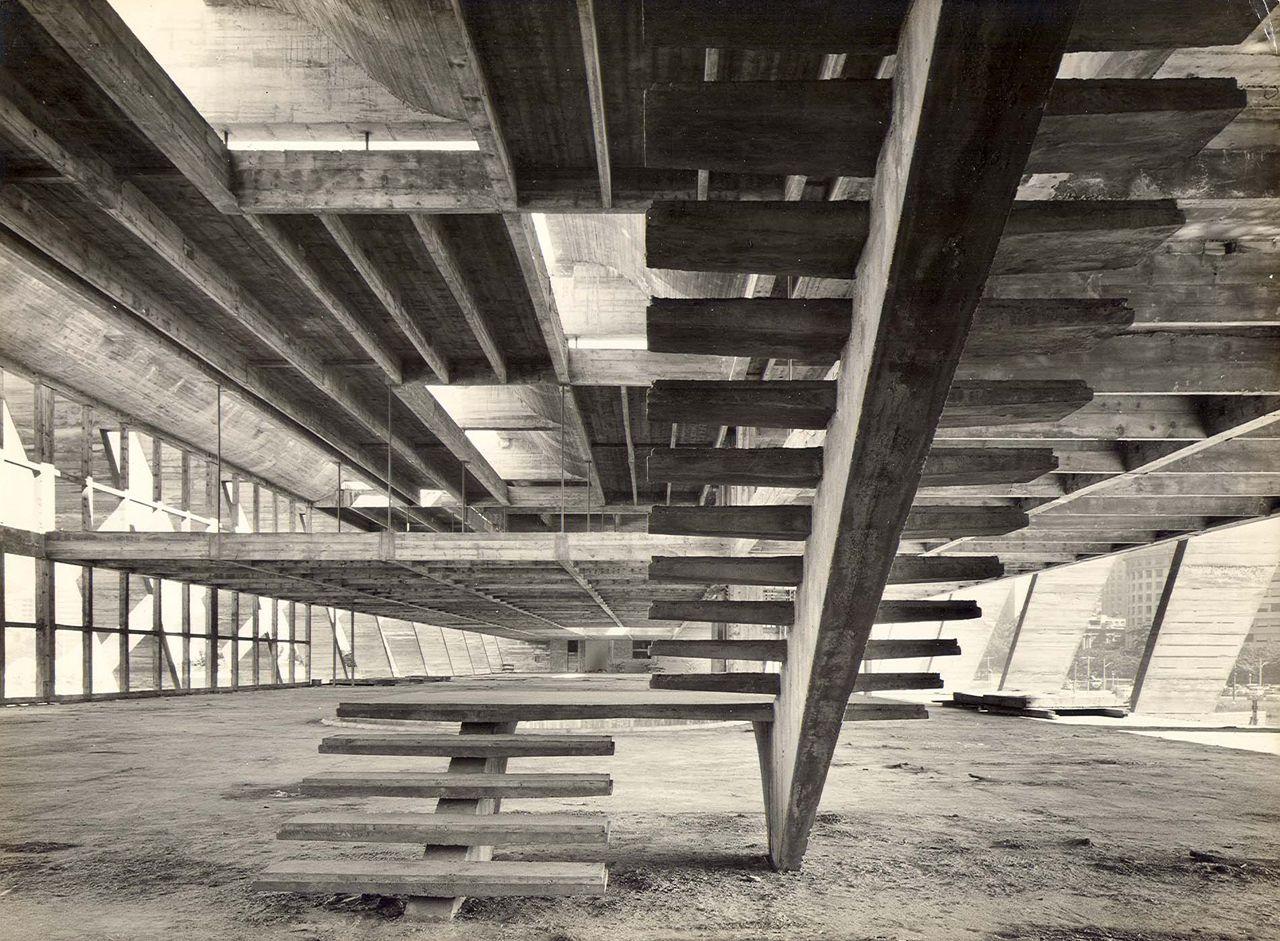 Affonso Reidy, Museu de Arte Moderna do Rio (MAM-Rio)