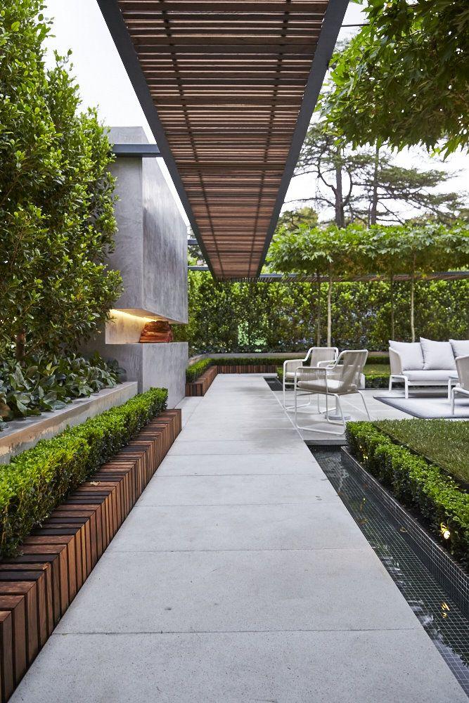 Diseño De Terrazas Y Exteriores Para Casas Pequeñas Garden