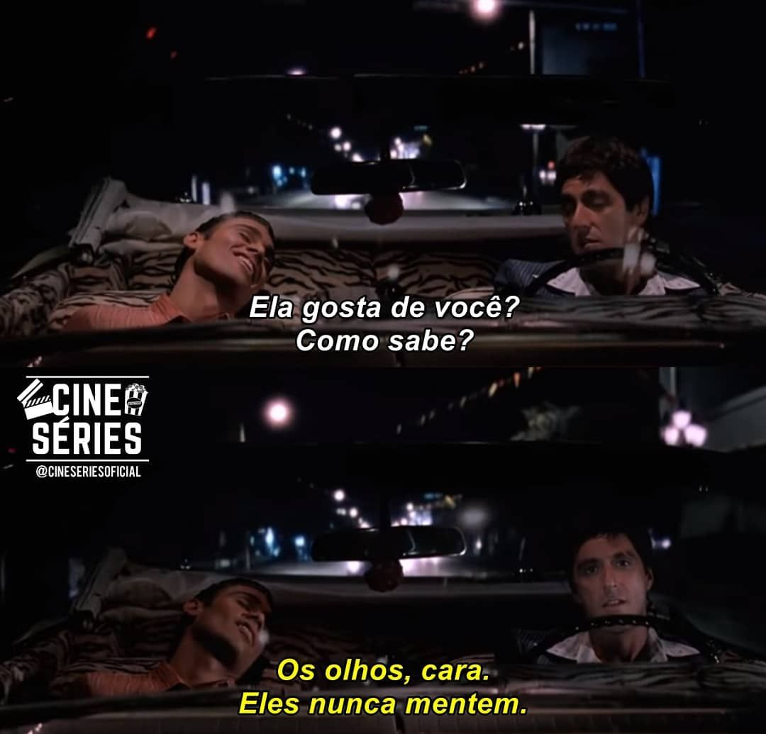 The Eyes Chico They Never Lie Filme Scarface