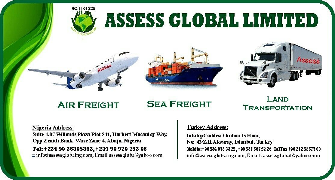 CONTACT US FOR YOUR: Sea Freight, Air Freight, Road Transport, Royal  Furniture, Solar Street Light And Galvanised Electric Pole, Transformers,  ...