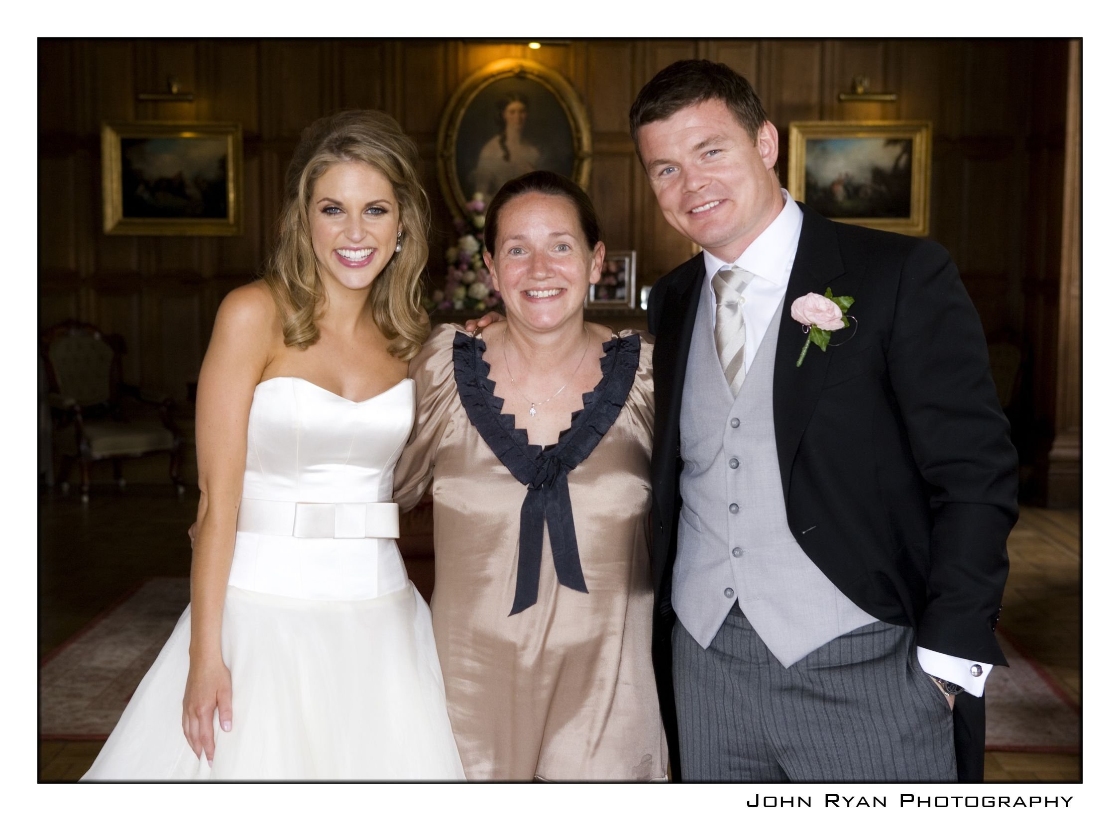 Amy Huberman And Brian O Driscoll And Me Dresses Formal