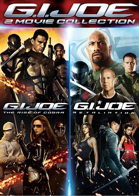 G I Joe Movies 1 G I Joe The Rise Of Cobra 2009 2 G I Joe Retaliation 2013 Joe Movie 2 Movie Gi Joe Movie