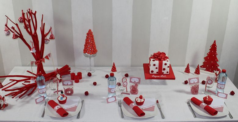 Rouge, Tables and Noel on Pinterest