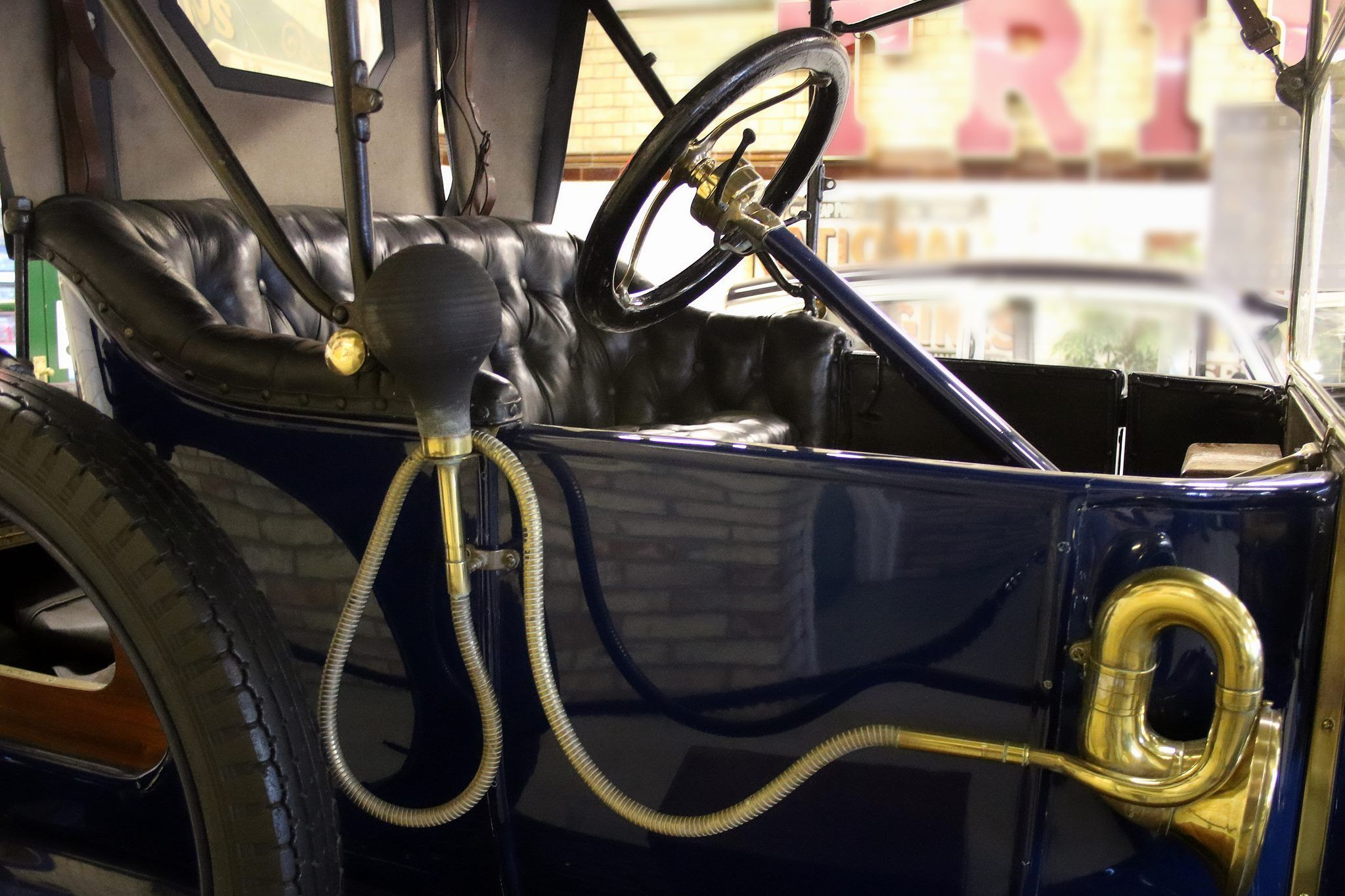 From The Bulb To The Horn Is A Complex Journey On The Ford Model T