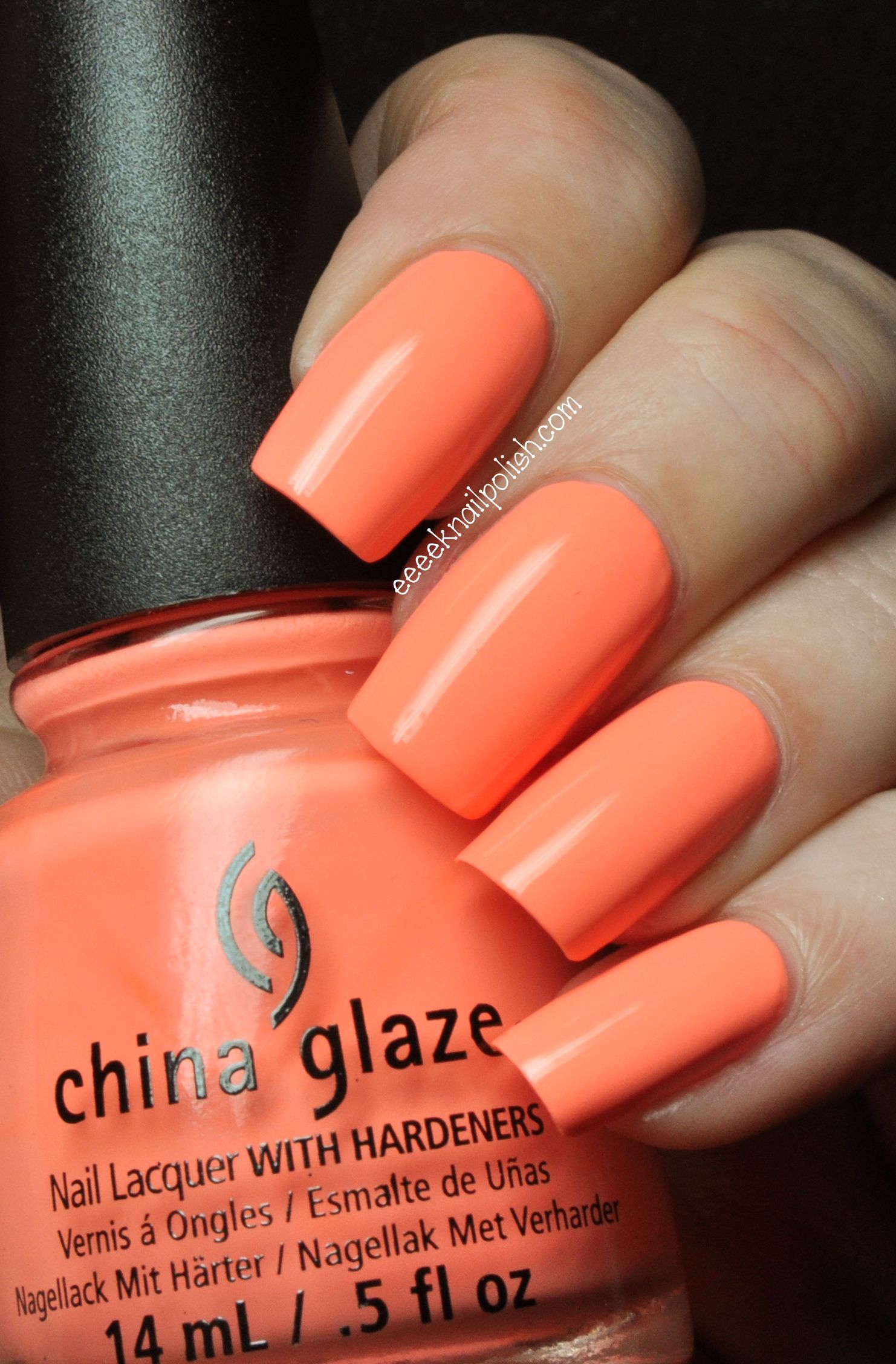 China Glaze Sun Of A Peach | #EssentialBeautySwatches | BeautyBay ...