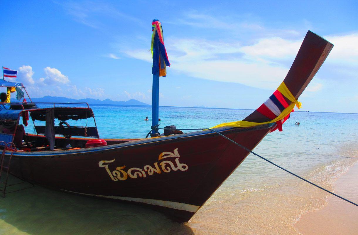Ihana Thaimaa – esittelyssä Koh Lantan parhaat rannat