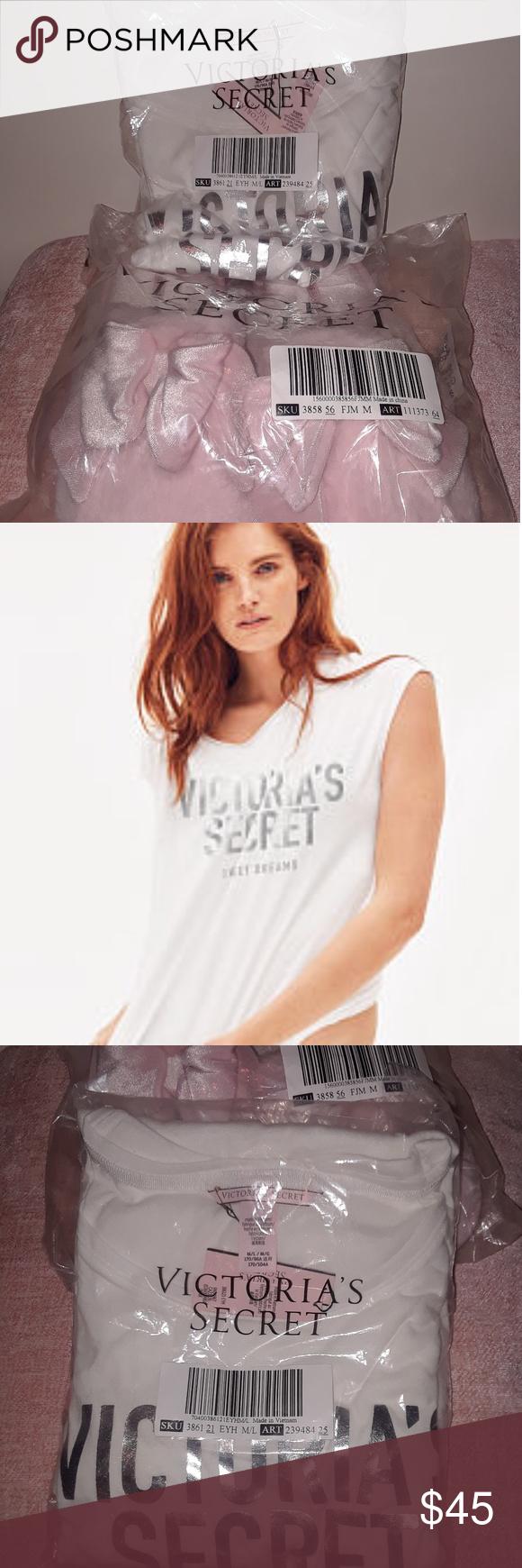 Victoria secret sleepwear bundle ml nwt in my posh picks