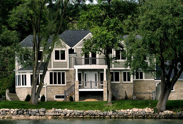 Http Www Stoneridgebuildersinc Com Custom Home Photos3 Lakehouse