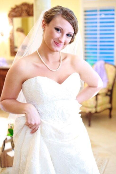 Becca Backless Lace Wedding Dress   Backless lace wedding
