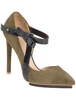 Nadeen #Shoe by L.A.M.B.