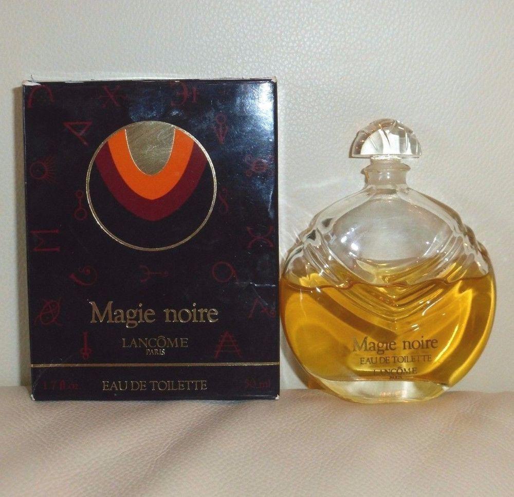 1 Toilette Ml 50 Eau Lancome Bottle Noire Magie 7 De FlOz Perfume W29IeEDHY