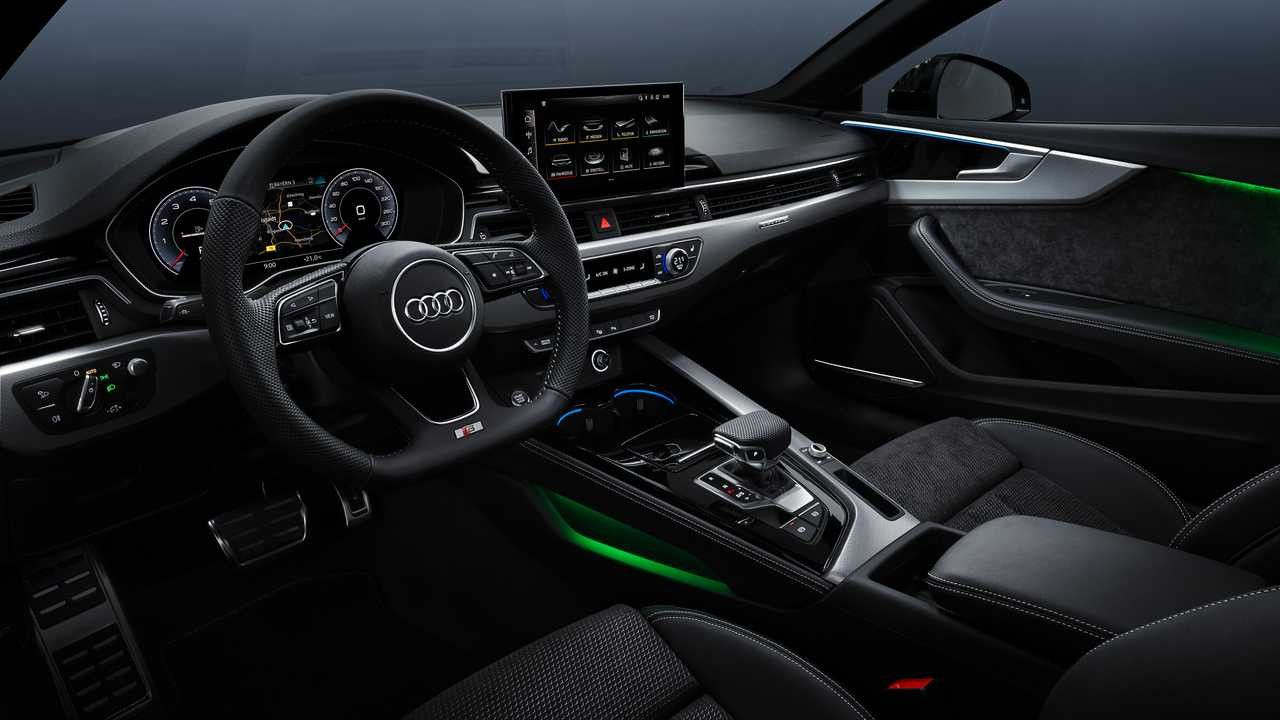 Audi A5 2020 Interior Review In 2020