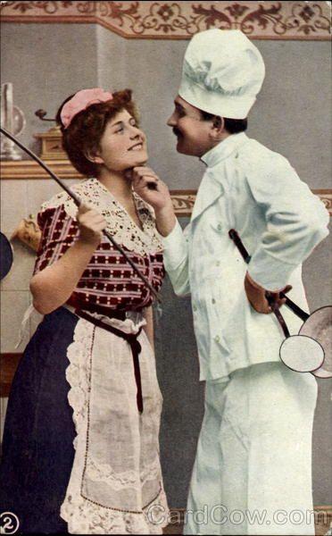 Flirt Med Chef.