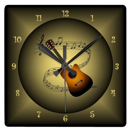Guitar ~Musical Globe ~Musical Instrument ~Scale ~