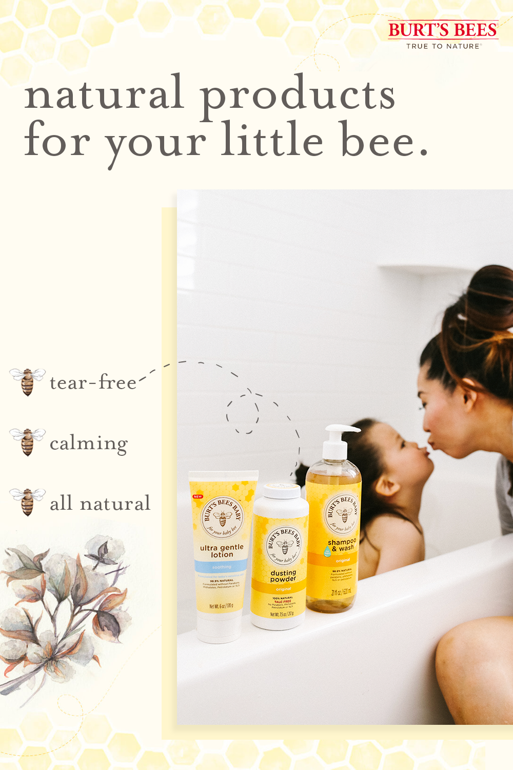 Baby Bee's Favorite Natural Products