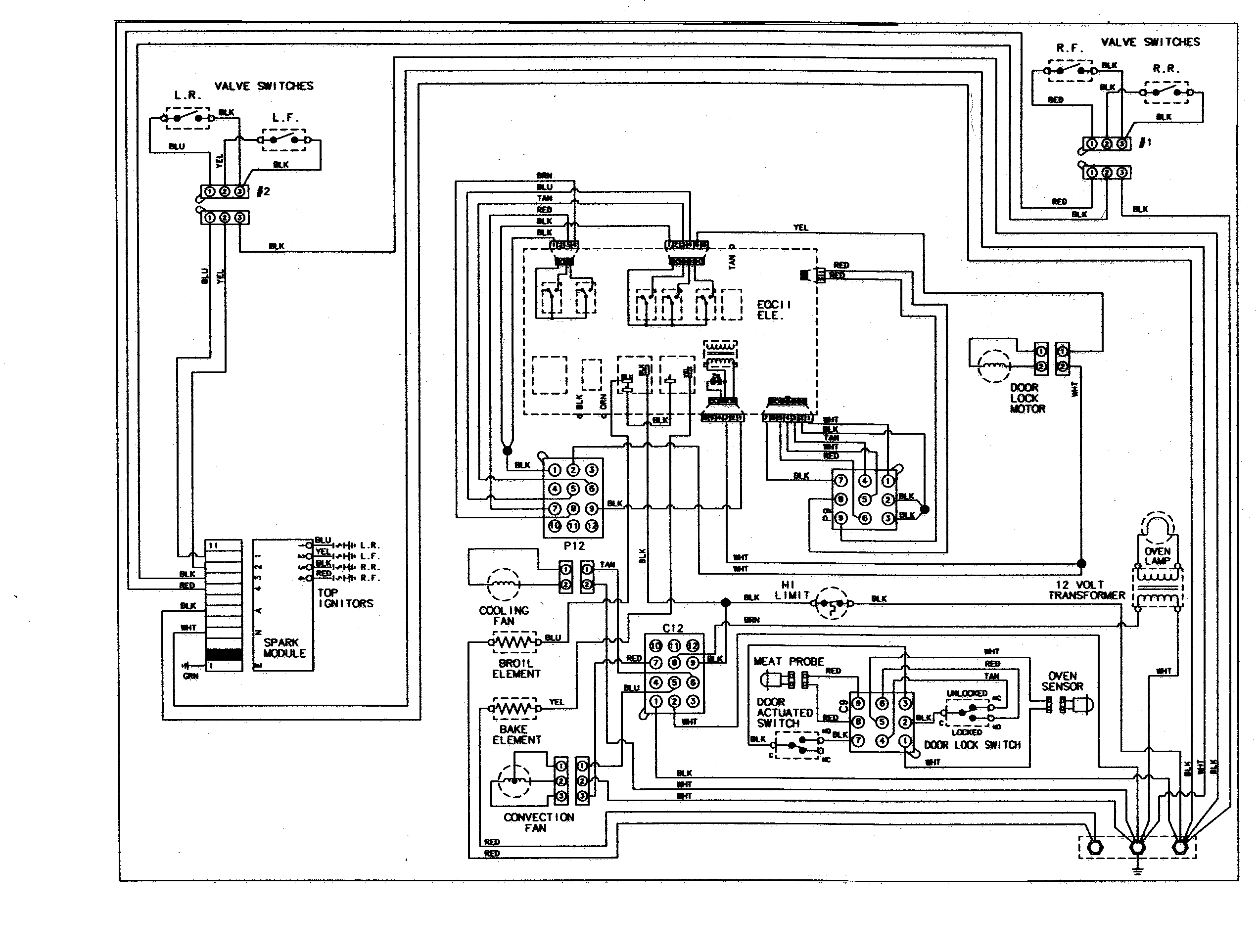 24 Wiring Diagram For Electric Stove Bookingritzcarlton Info Diagram Electric Stove Ge Stove