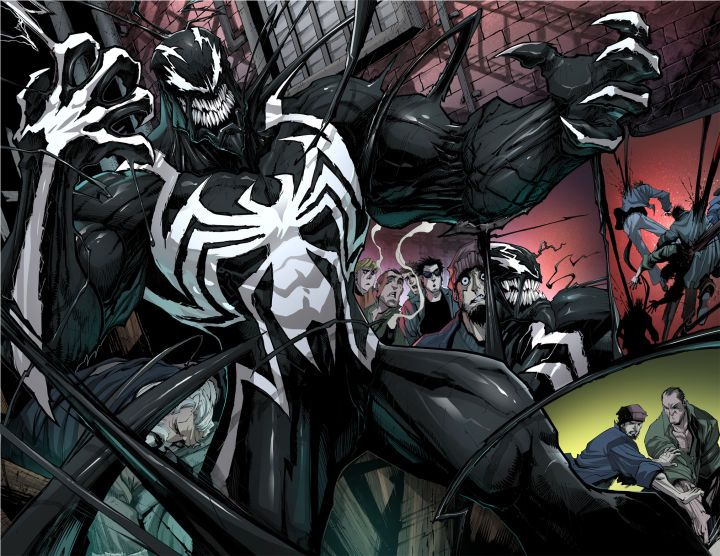 Venom: Main Comic Book Villains Ranked
