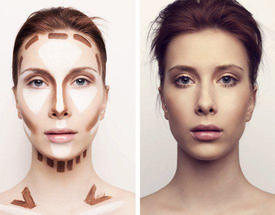 Contouring highlighting a long face httpmarykay contouring highlighting a long face httpmarykay ccuart Gallery