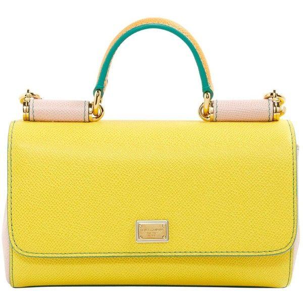 Dolce & Gabbana Pre-owned - Leather mini bag iTGNi16