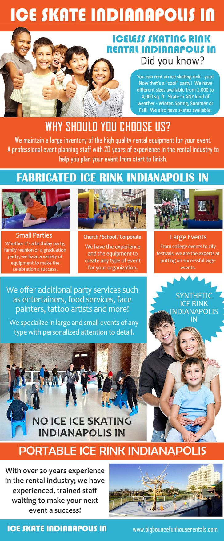 Pin on mobile ice rink rental indianapolis in