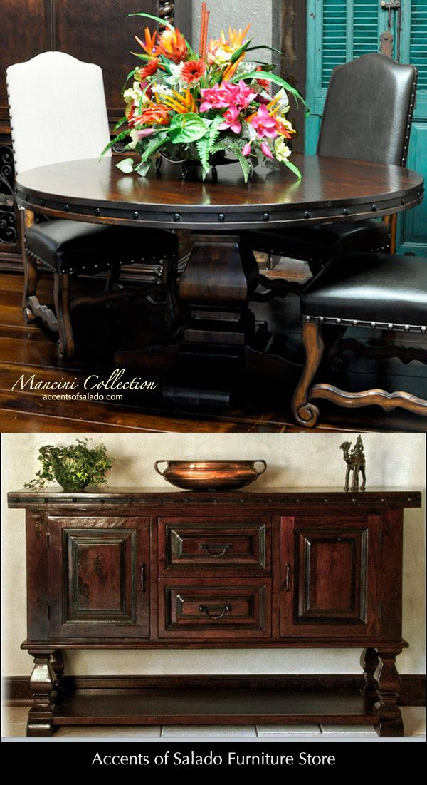 Great Refined   Mancini Dining Room Furniture From Accents Of Salado